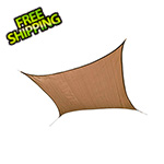 ShelterLogic 12 ft. Square Shade Sail (Sand Cover)