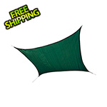 ShelterLogic 12 ft. Square Shade Sail (Evergreen Cover)