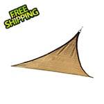ShelterLogic 16 ft. Triangle Shade Sail (Sand Cover)