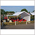 "10x20 Canopy Extension and Sidewall Kit  for 1-3/8"" and 2"" Frame (White Cover)"