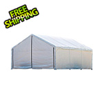 ShelterLogic 18x20 Canopy Enclosure Kit (White Cover)
