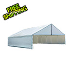 ShelterLogic 30x30 Canopy Enclosure Kit (White Cover)