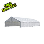 ShelterLogic 30x50 Canopy Enclosure Kit (White Cover)
