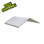 "ShelterLogic 30x30 Canopy Replacement Cover For 2-3/8"" (White Cover)"