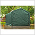 12x20 ShelterTube Storage Shelter (Green Cover)