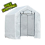 ShelterLogic 6x4 Translucent Backyard Greenhouse