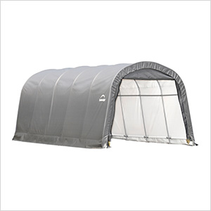 13x20x10 ShelterCoat Round Style Shelter (Gray Cover)