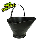 ShelterLogic Fireplace Coal Hod (Black)
