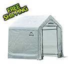 ShelterLogic 5x3.5x5 Firewood Seasoning Shed