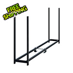 ShelterLogic 8 ft. Ultra Duty Firewood Rack without Cover