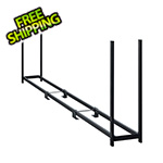 ShelterLogic 12 ft. Ultra Duty Firewood Rack without Cover