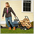 Haul It Rolling Fire Wood Mover Cart