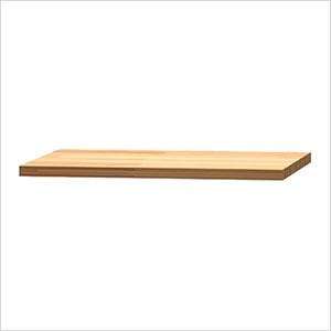 "30"" Hardwood Work Surface"