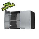 "Hercke 24"" Stainless Steel Lower Storage Cabinet"