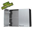 "Hercke 24"" Stainless Steel Overhead Storage Cabinet"