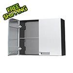 "Hercke 24"" Powder Coated Overhead Storage Cabinet"
