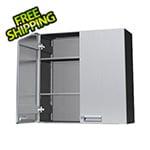 "Hercke 30"" Powder Coated Overhead Storage Cabinet"