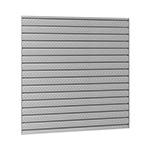 NewAge Garage Cabinets PRO Series 16 Sq. Ft. Steel Slatwall