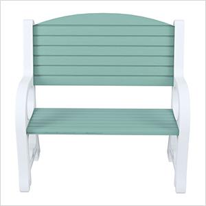 Double Seat Garden Bench