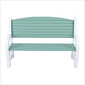 Triple Seat Garden Bench