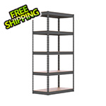 "SafeRacks 36"" x 18"" x 72"" Modular Garage Storage Rack"