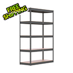"SafeRacks 48"" x 18"" x 72"" Modular Garage Storage Rack"