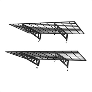 "48"" x 24"" Wall Shelves (2-Pack)"