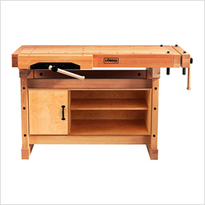 Elite 1500 Workbench with SM07 Cabinet Combo
