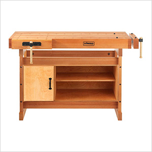 Scandi Plus 1425 Workbench with SM07 Cabinet Combo and Accessory Kit