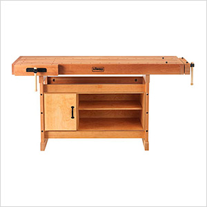 Scandi Plus 1825 Workbench with SM07 Cabinet Combo