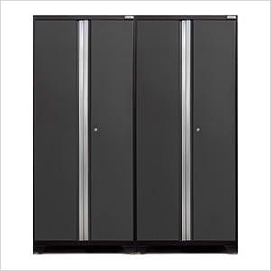 2 x PRO 3.0 Series Grey Multi-Use Lockers
