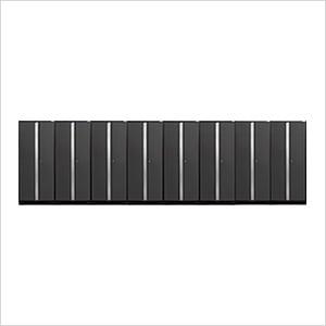 8 x PRO 3.0 Series Grey Multi-Use Lockers