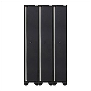 3 x PRO 3.0 Series Grey Sports Lockers