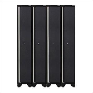 4 x PRO 3.0 Series Grey Sports Lockers
