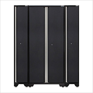 PRO 3.0 Series Grey 1 x Multi-Use Locker and 2 x Sports Lockers Set