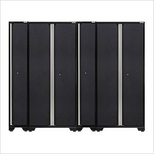 PRO 3.0 Series Grey 2 x Multi-Use Lockers and 2 x Sports Lockers Set