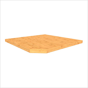 BOLD Series Corner Bamboo Top