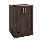 NewAge Home Bar Espresso 2-Door Cabinet - 21""
