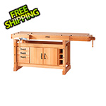 Sjobergs SB119 Professional Workbench with SM05 Cabinet Combo