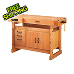 Sjobergs Scandi Plus 1425 Workbench with SM03 Cabinet Combo