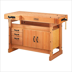 Scandi Plus 1425 Workbench with SM03 Cabinet Combo