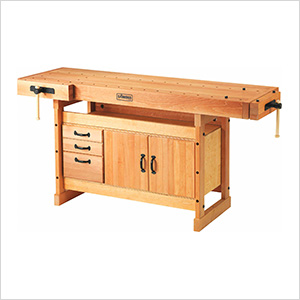 Scandi Plus 1825 Workbench with SM03 Cabinet Combo