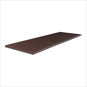 """84-Inch Home Bar Countertop for 21"""" Cabinets"""