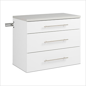 "HangUps 3-Drawer 30"" Base Storage Cabinet"