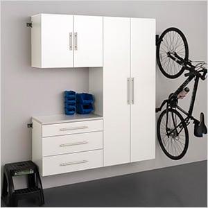 "HangUps 60"" Storage Cabinet Set B - 3pc"