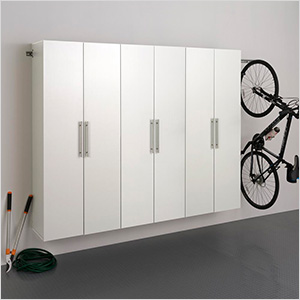 "HangUps 90"" Storage Cabinet Set D - 3pc"