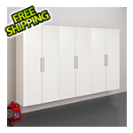 "Prepac HangUps 108"" Storage Cabinet Set E - 3pc"