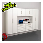 "Prepac HangUps 120"" Storage Cabinet Set I - 6pc"