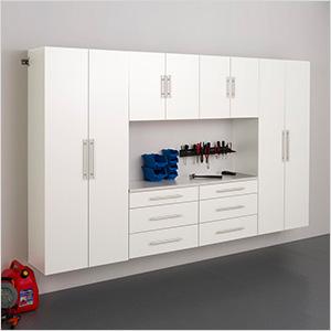 "HangUps 120"" Storage Cabinet Set I - 6pc"