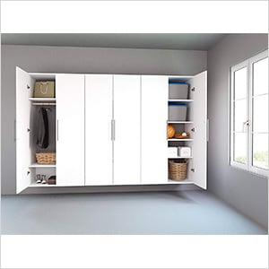 """HangUps 108"""" Storage Cabinet Set K - 3pc"""